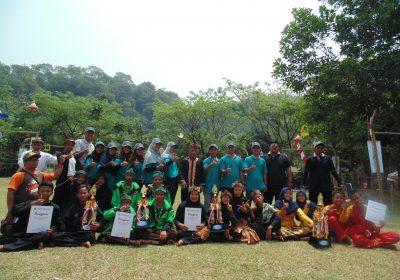 Pramuka SMPN 3 Cileungsi siap bersaing di lomba alimpaido Kabupaten Bogor